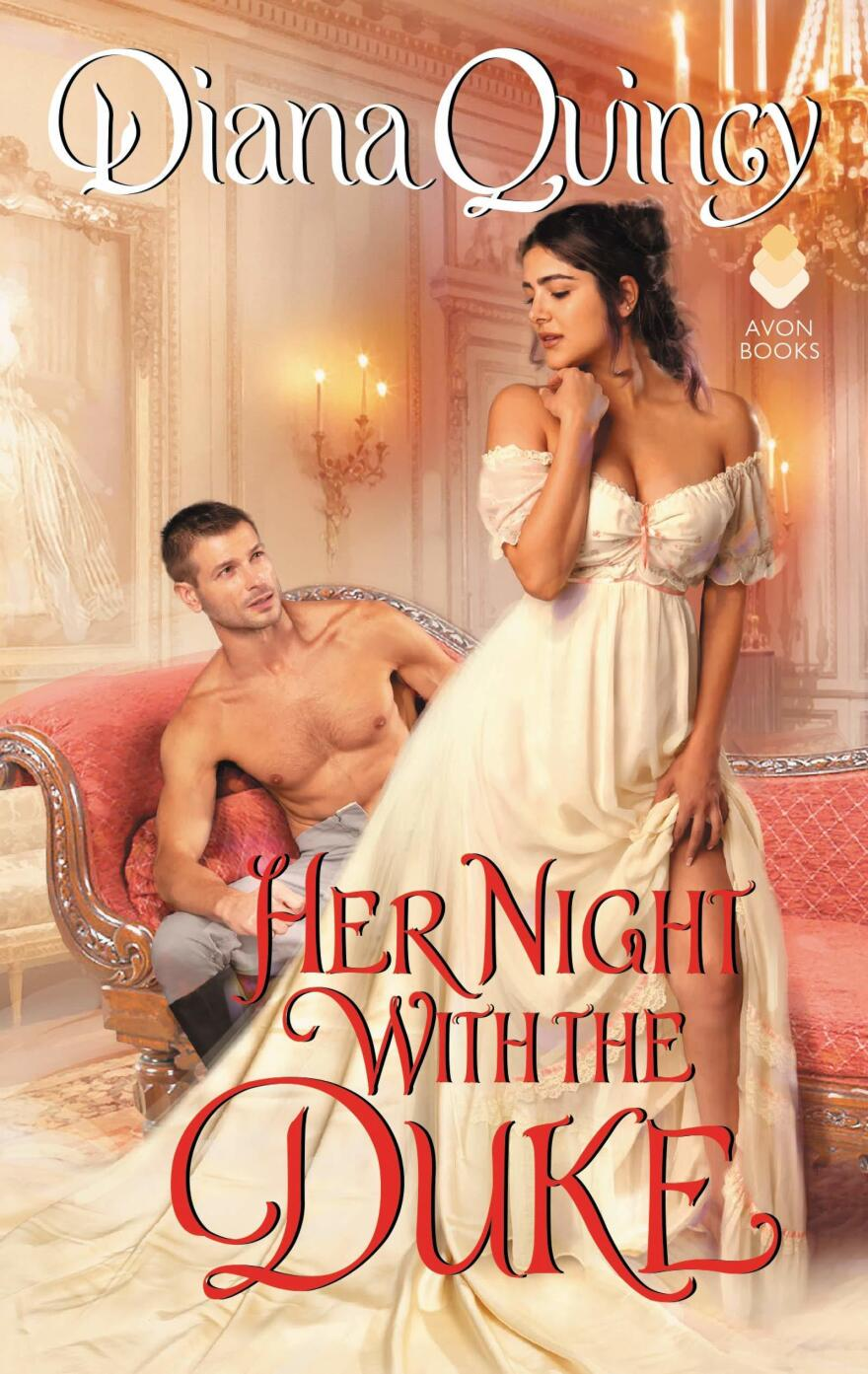 Her Night With the Duke, by Diana Quincy