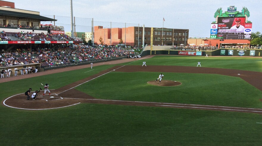 In 2019, the Dayton Dragons' season attendance was well over a half million, making them one of downtown's biggest draws.