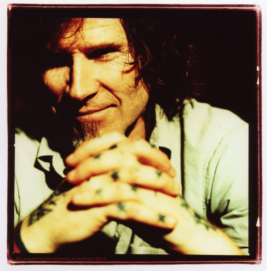 In 2012, Mark Lanegan released the album <em>Blues Funeral</em>. <em>Black Pudding</em>, an album-length collaboration with guitarist and singer Duke Garwood, will come out in May.