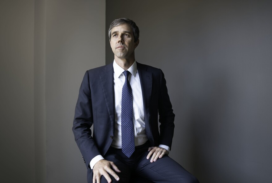"""In ending his presidential run, Beto O'Rourke said, """"Our campaign has been about seeing clearly, speaking honestly and acting decisively in the best interests of America."""""""