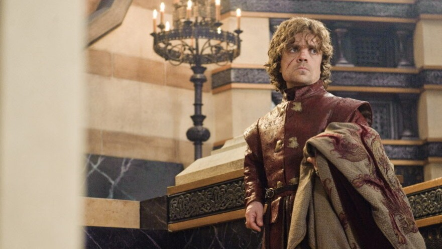 Peter Dinklage stars in HBO's <em>Game Of Thrones, </em>which earned 19 Emmy nominations, including one for Dinklage as best supporting actor in a drama series.