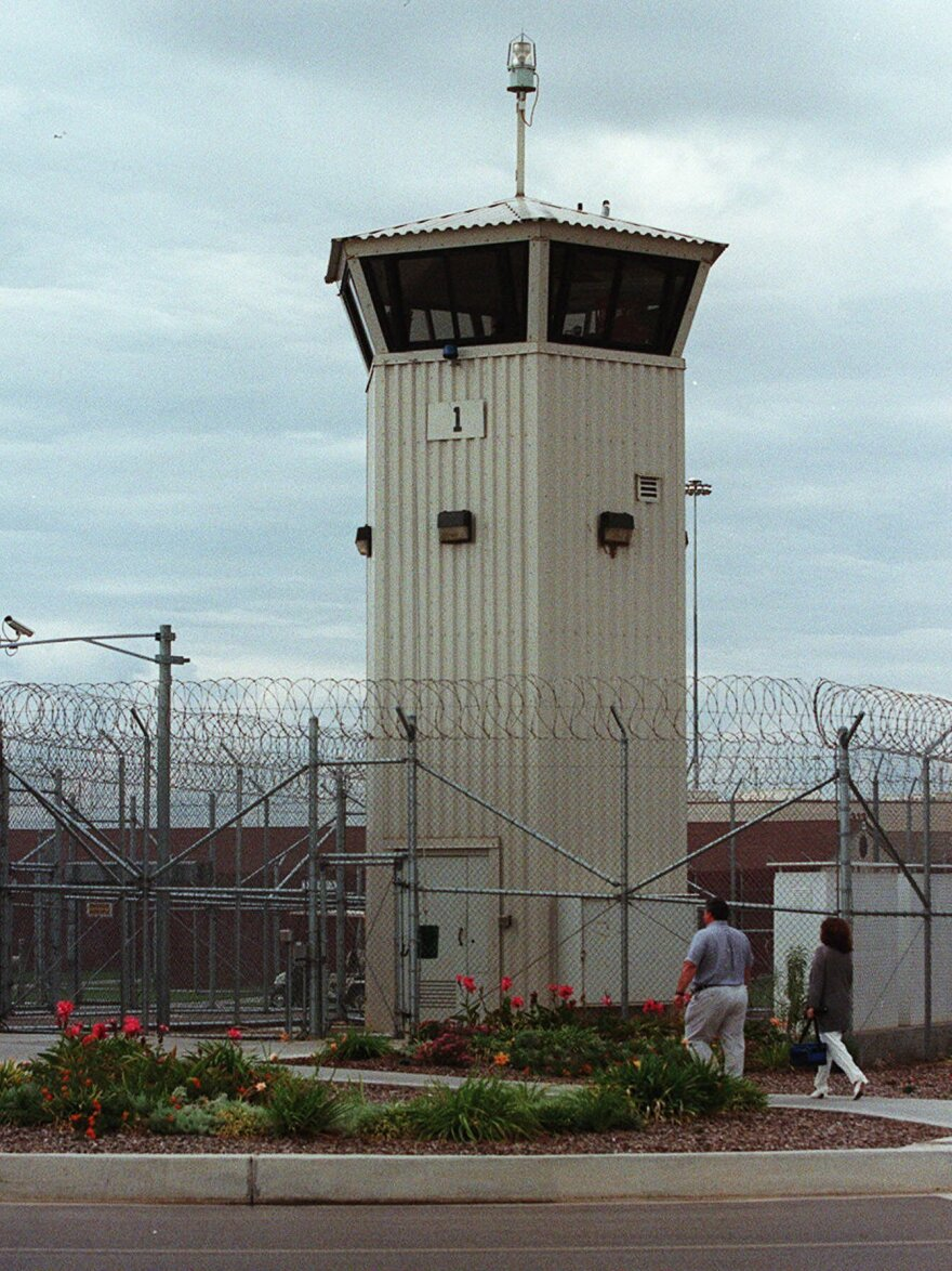 From 2006 to 2010, at least 148 female inmates at two California facilities had tubal ligation surgeries. Some of the surgeries took place at the Valley State Prison for Women, seen here in 2000.