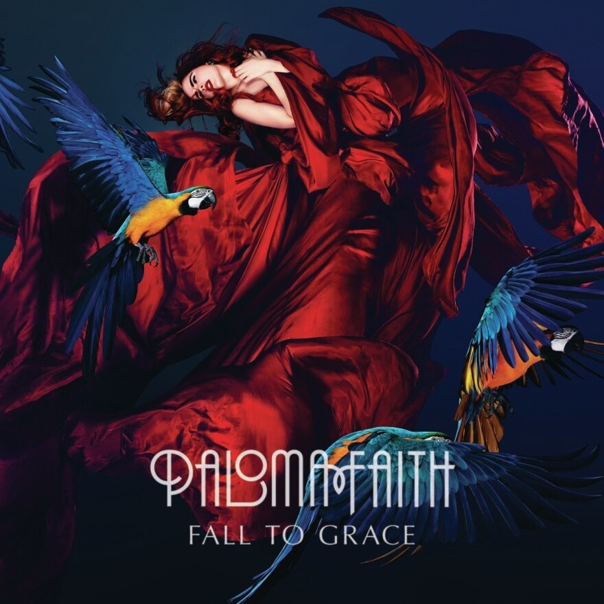 Paloma Faith's new album is titled Fall to Grace.
