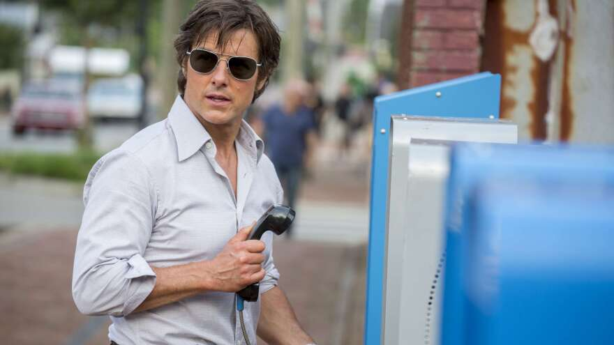 I'd Like to Fly the World Some Coke: In <em>American Made</em>, Tom Cruise plays Barry Seal, a drug- running pilot in the 1980s.