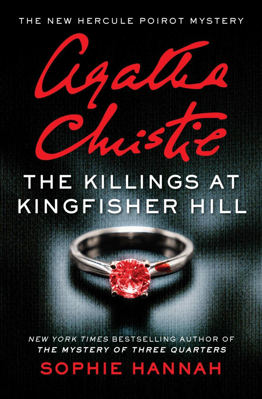 The Killings at Kingfisher Hill, by Sophie Hannah