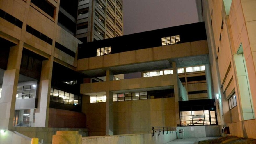 Cuyahoga County Justice Center complex