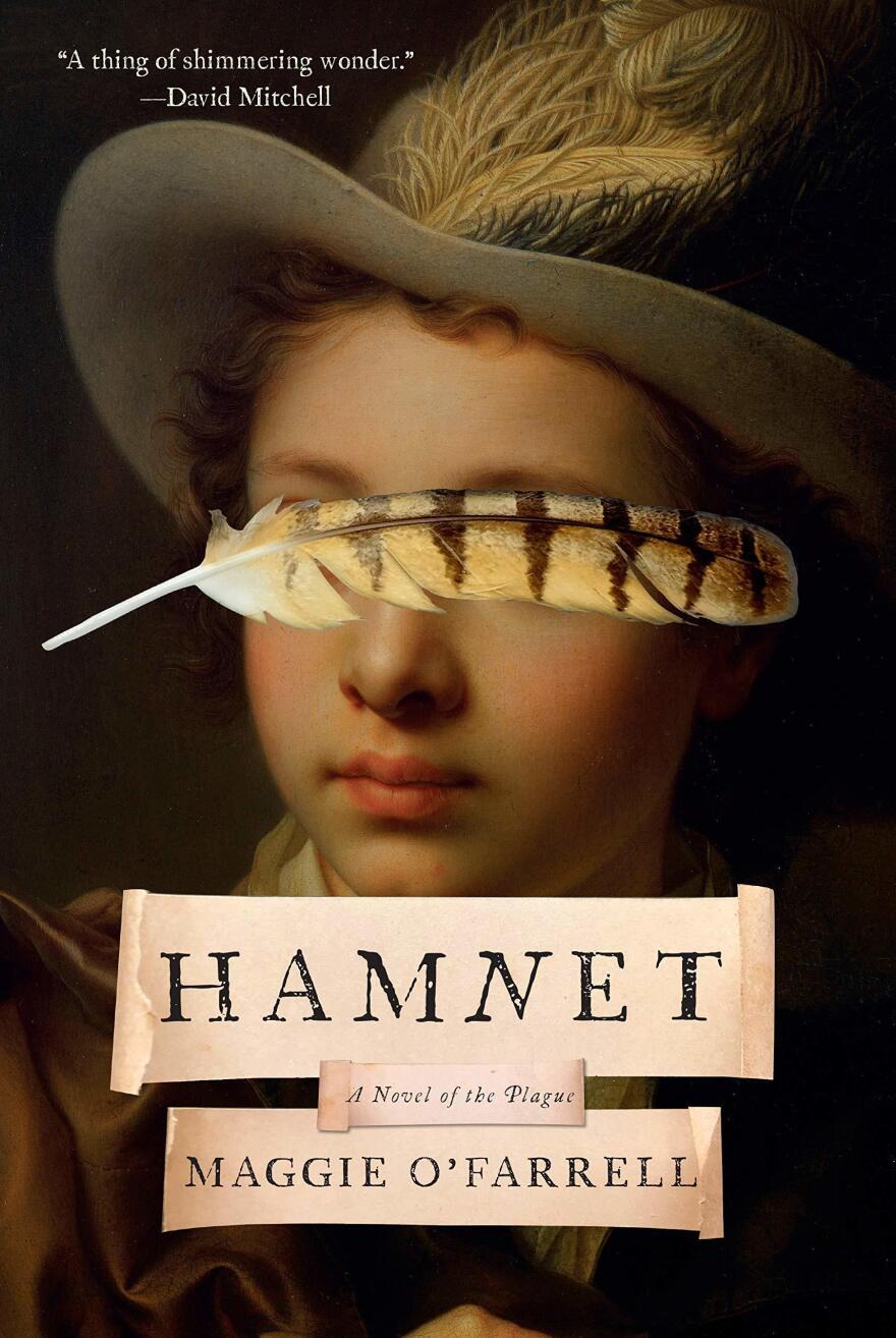 Hamnet, by Maggie O'Farrell