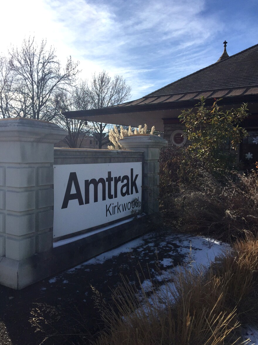 Kirkwood officials say there have been years where more than 540,000 visitors have gone through the station.
