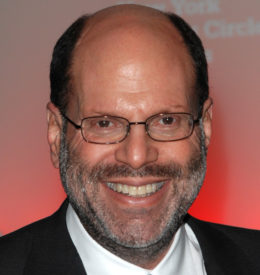 Scott Rudin has won an Emmy, a Grammy, an Oscar and a Tony Award. (In fact, he has won multiple Tony Awards.)