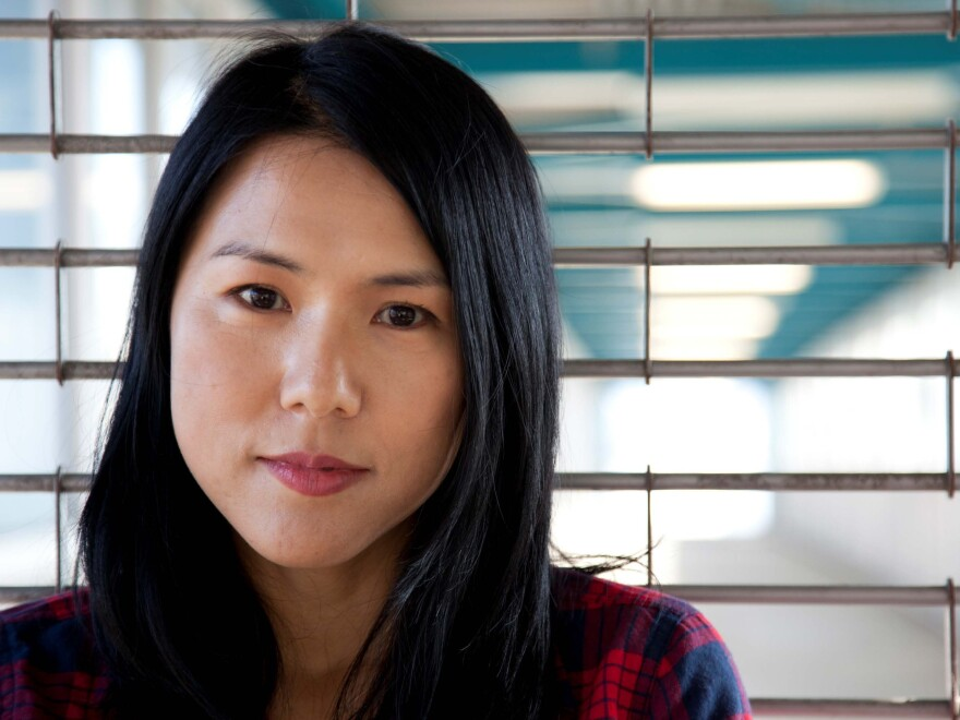 Suki Kim is also the author of <em>The Interpreter</em>, a novel.