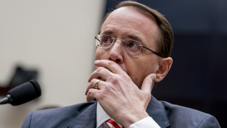 Deputy Attorney General Rod Rosenstein looks likely to keep his job, though he will also likely continue to endure political attacks from supporters of President Trump.