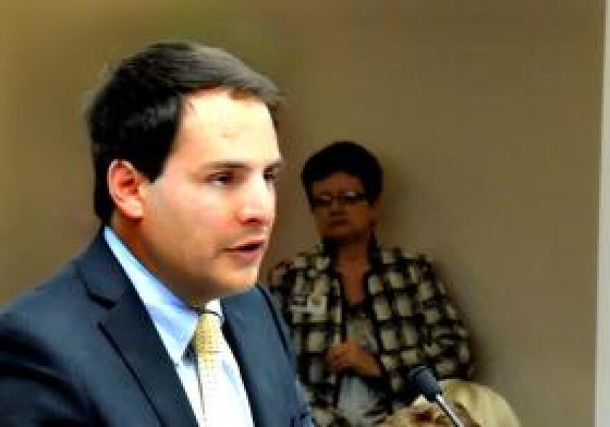 Rep. Carlos Trujillo, R-Miami-Dade
