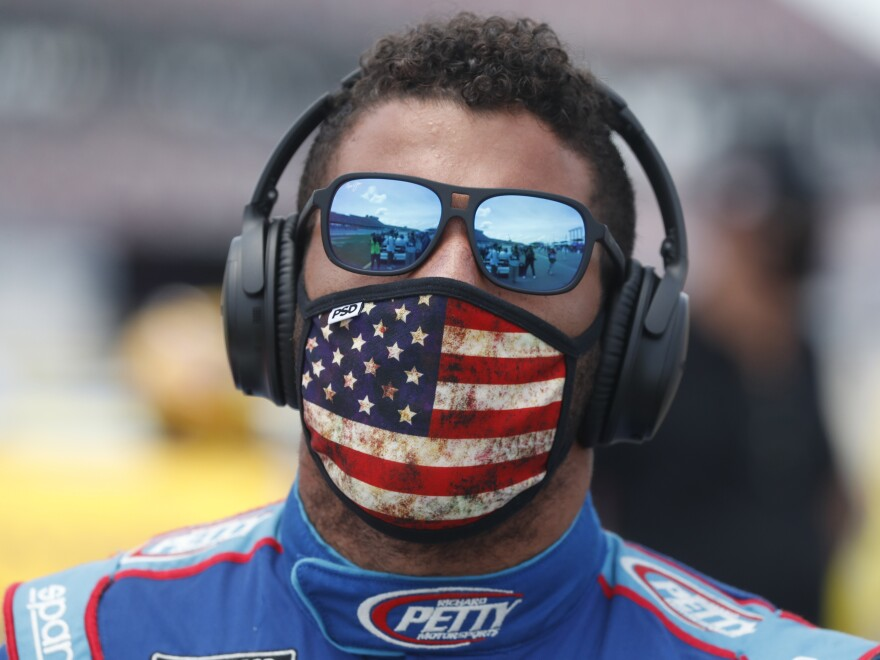 "The FBI team investigating the incident concluded the ""noose"" found in Bubba Wallace's garage was actually a pull rope that had been in the stall long before the driver was assigned."