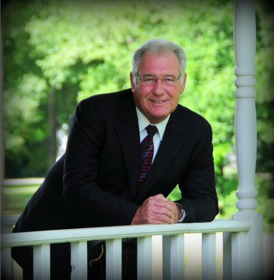 Former state Sen. Greg Evers (R-Baker)