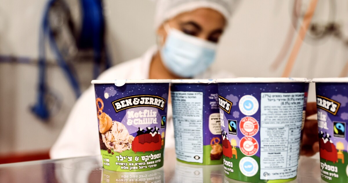 Texas Investigates Ben And Jerry's For Potentially Boycotting Israel