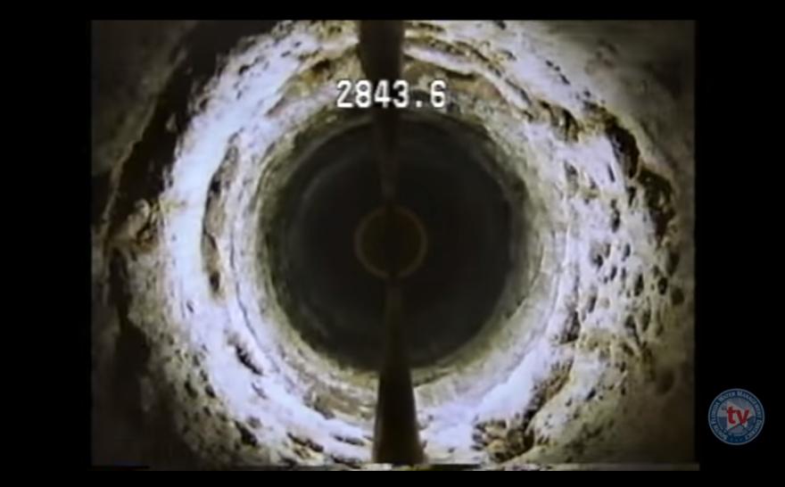 Screenshot from SFWMD Video