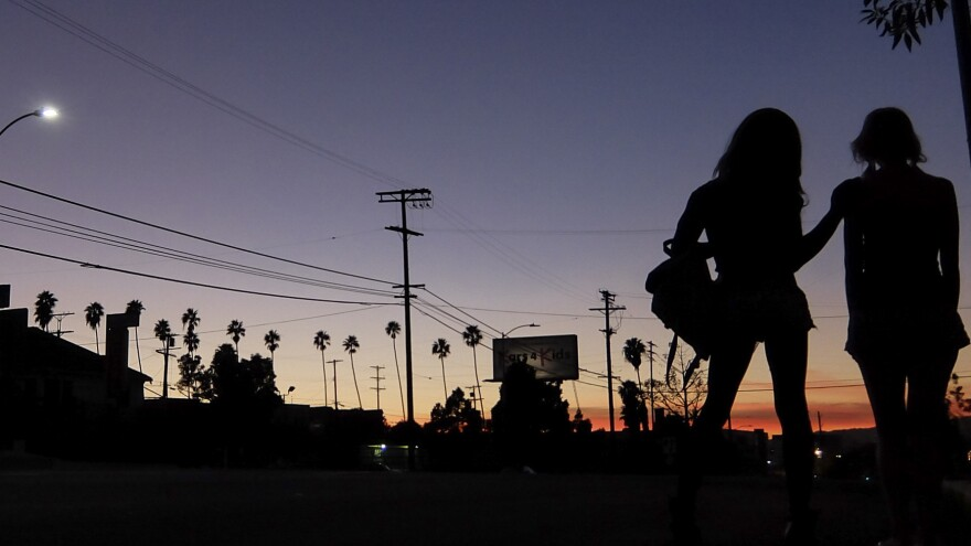 Sean Baker's <em>Tangerine</em> offers up a gallery of the vivid, profane, utterly riotous characters who inhabit the fringes of LA's sex industry.