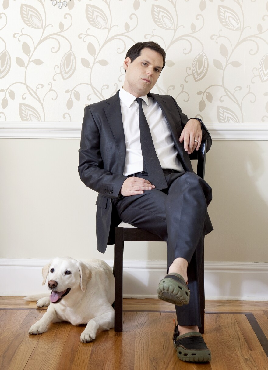 Michael Ian Black co-stars in <em>The Jim Gaffigan Show</em> on the TV Land network, and in <em>Another Period</em> on Comedy Central.