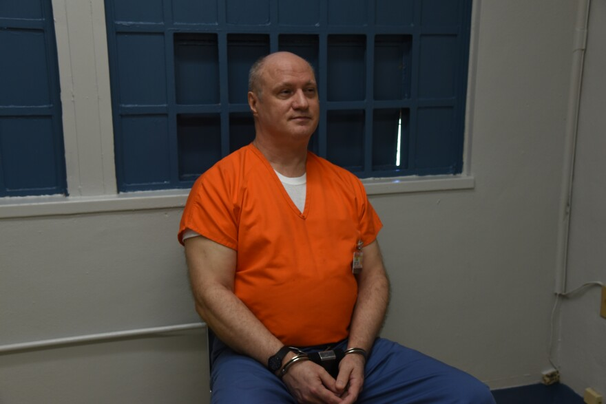 Mike Lambrix was executed Thursday night.