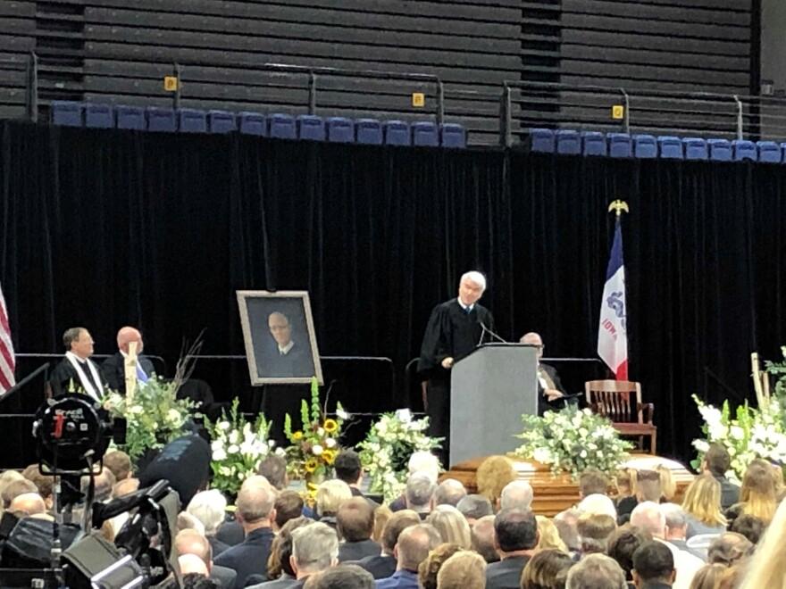 cady memorial service