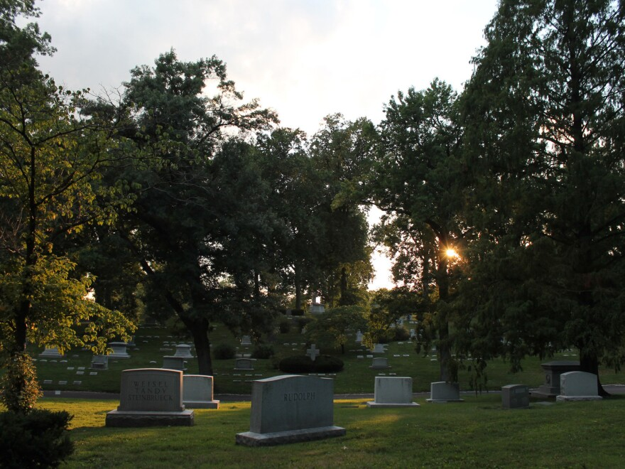 Bellefontaine cemetery was founded in 1849 as part of the rural cemetery movement. It is now a certified arboretum, with more than 5,000 trees planted across 314 acres. Many notable St. Louisans are buried here, including explorer William Clark, author William S. Burroughs and Adolphus Busch, co-founder of Anheuser-Busch.