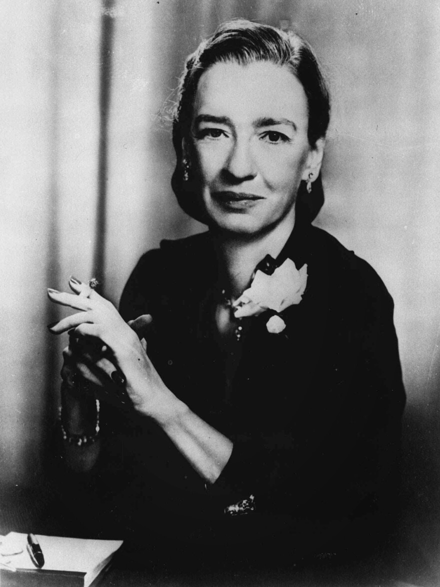 Grace Hopper originated electronic computer automatic programming for the Remington Rand Division of Sperry Rand Corp.