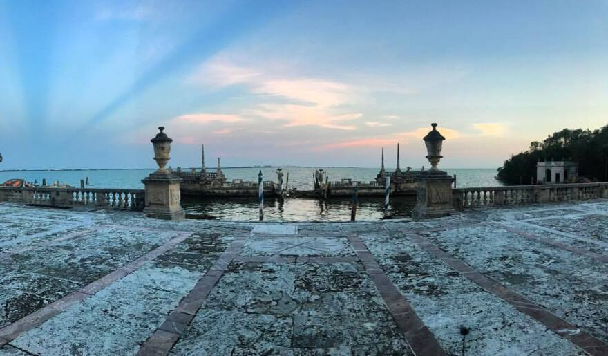 For decades, the Vizcaya Museum and Gardens in Miami has been a favorite spot for South Floridians to get engaged, get married, and have their <em>quinceañera </em>photos taken. But the meticulously landscaped 50 acres were seriously damaged by Hurricane Irma, and now staffers and volunteers are working to restore this picturesque spot.