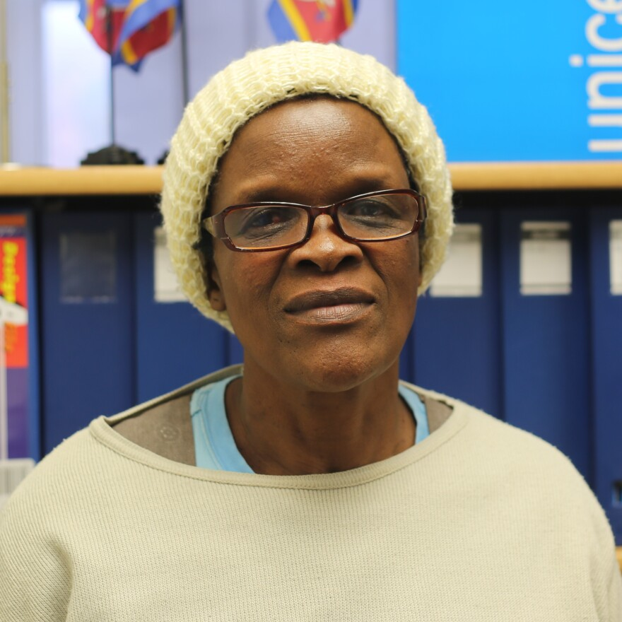 Khanyisile Simelane is one of the 10,000 grandmothers enrolled in a new program to combat child abuse.