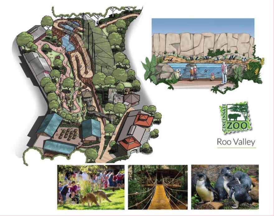 Artist rendering of Roo Valley.