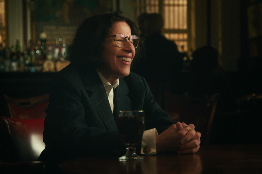 Fran Lebowitz talks about a wide variety of topics — including her stint as a New York City cab driver — in the Netflix series, <em>Pretend It's a City.</em>