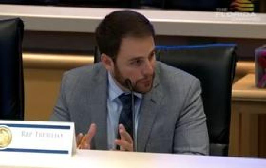 House Appropriations Chair Carlos Trujillo (R-Miami).