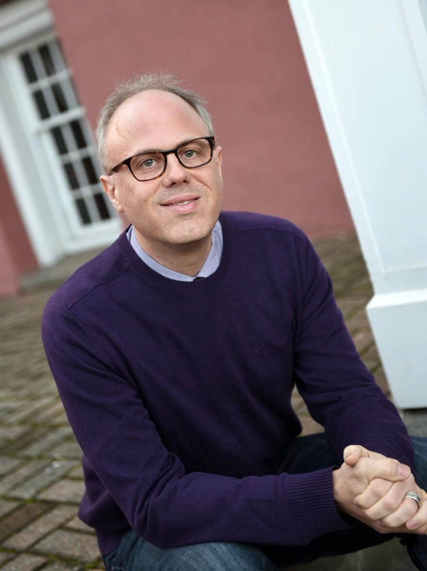 <em>Unrigged </em>author David Daley.