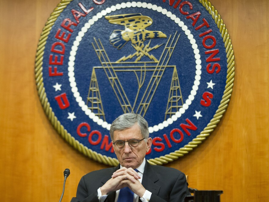 FCC Chairman Tom Wheeler is proposing first privacy regulations for Internet service providers.
