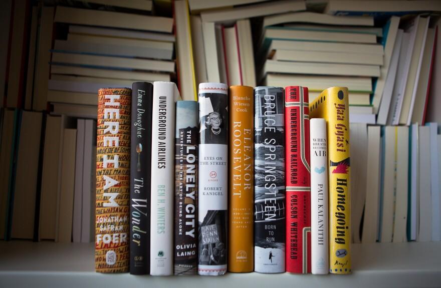 Maureen Corrigan's Best Books of 2016