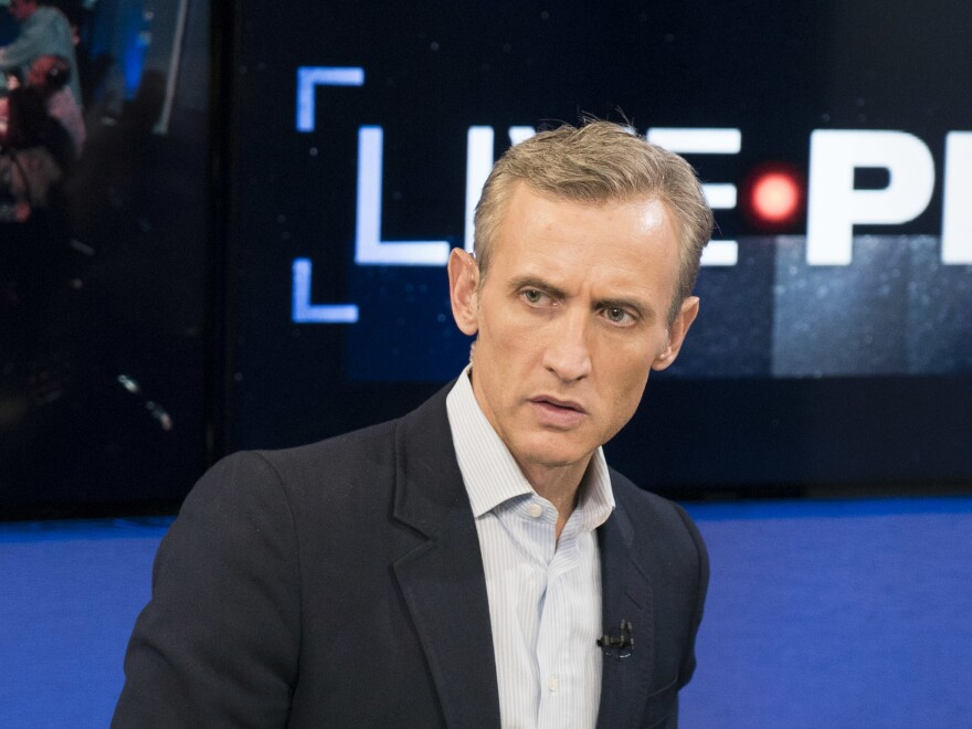 Dan Abrams hosted A&E's <em>Live PD. </em>The cable network cancelled the unscripted show amid ongoing nationwide protests following the death of a black man, George Floyd, while in police custody last month in Minneapolis, Minn.