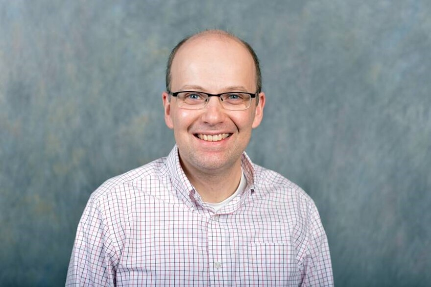 photo of Travis Ridout