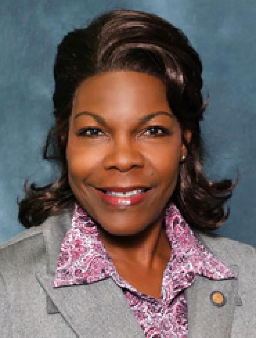 State Sen. Audrey Gibson, D-Jacksonville