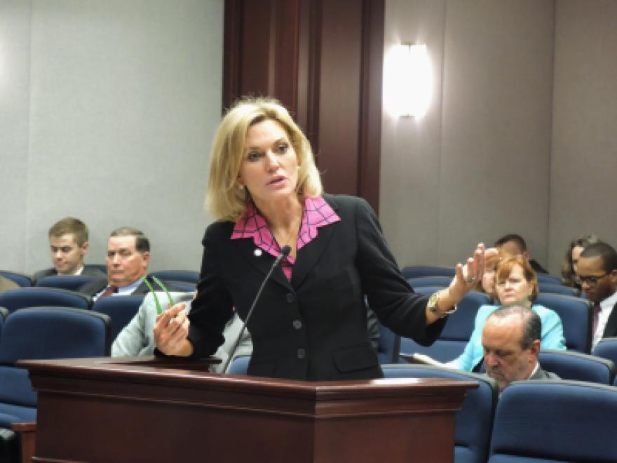 State Rep. Heather Fitzenhagen, R-Fort Myers