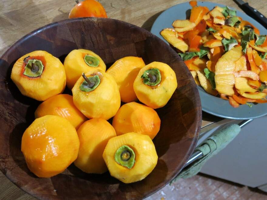 Beloved in eastern Asia, especially Japan, persimmons get little respect in the United States, where many tree owners don't bother harvesting their crop.