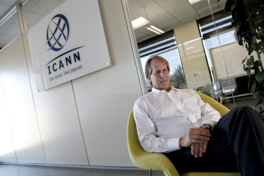 """Rod Beckstrom, chief executive officer of the Internet Corporation for Assigned Names and Numbers, or ICANN, says the group's plan to sell more specific domains could bring """"more clarity [and] more quality"""" to the internet. The Federal Trade Commission has raised concerns about the plan."""