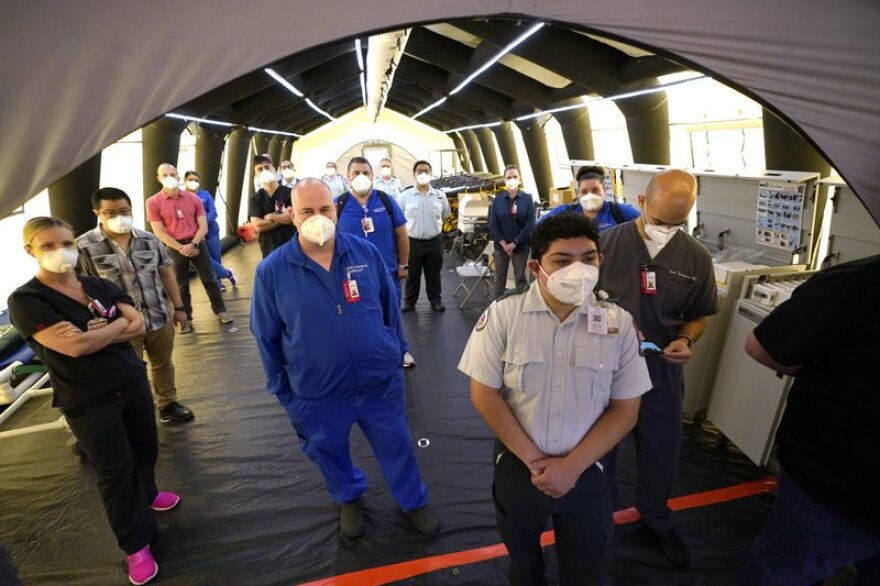 new Harris County Non-Congregate Medical Shelter