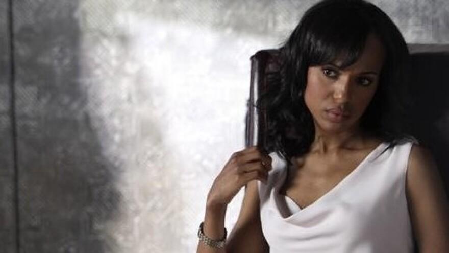Kerry Washington plays Olivia Pope on ABC's new drama, <em>Scandal</em>.