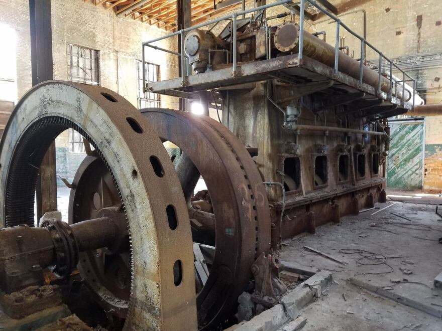 Key West's old diesel plant is now set to become an interactive museum.