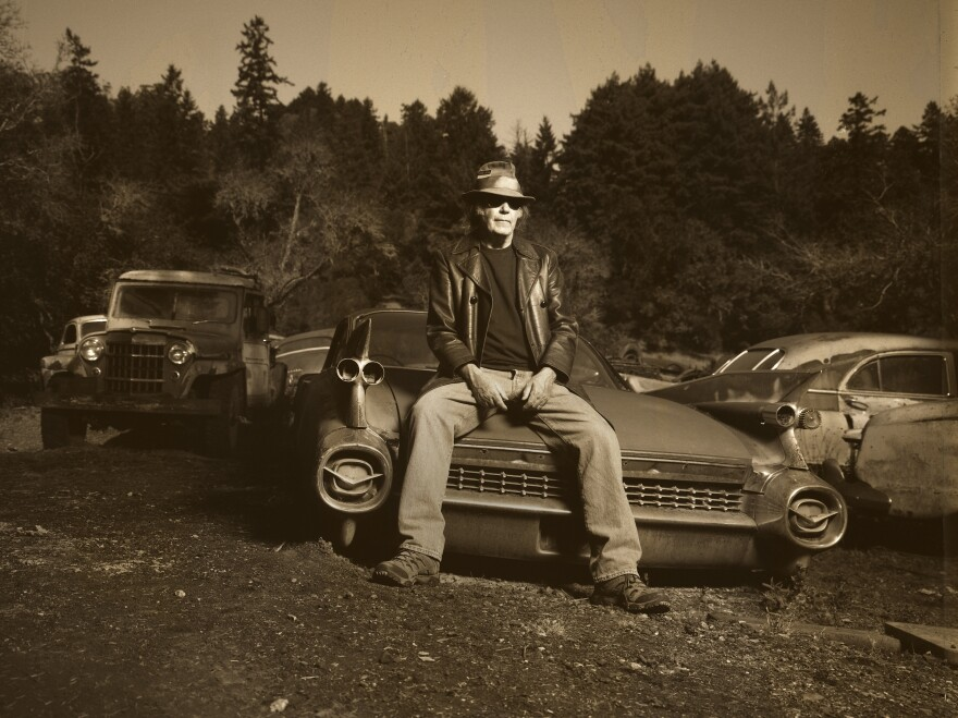 Neil Young.