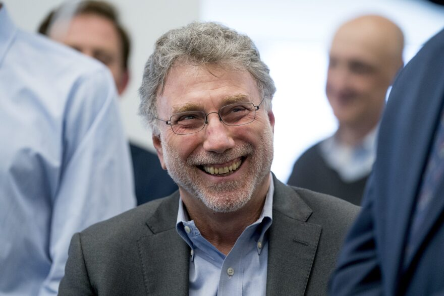 Washington Post executive editor Marty Baron. (Andrew Harnik/AP)