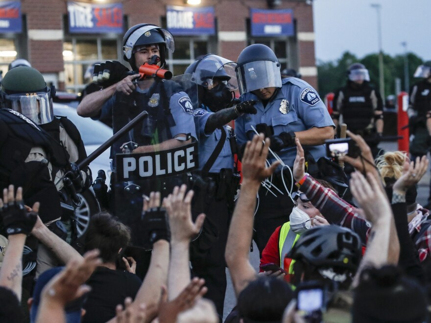 Protesters across the country have been demanding police reform since the death of George Floyd, who died after being restrained by Minneapolis police officers on Memorial Day.