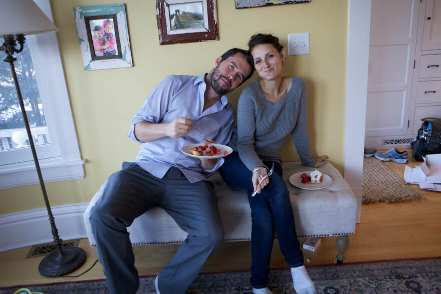 Daniel Klein and Mirra Fine, the husband-and-wife duo behind the web series <em>Perennial Plate</em>, have made over 160 videos about people, good food and sustainability.