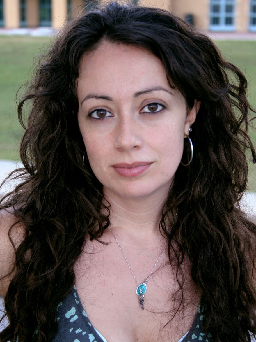 Like her book's protagonist, Jennine Capó Crucet is also the daughter of Cuban immigrants.