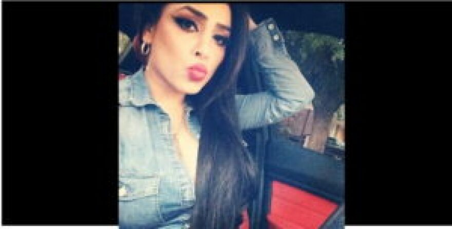 Claudia Ochoa Felix is sometimes called the Kim Kardashian of Mexican drug trafficking. She denies any role in illegal activities.