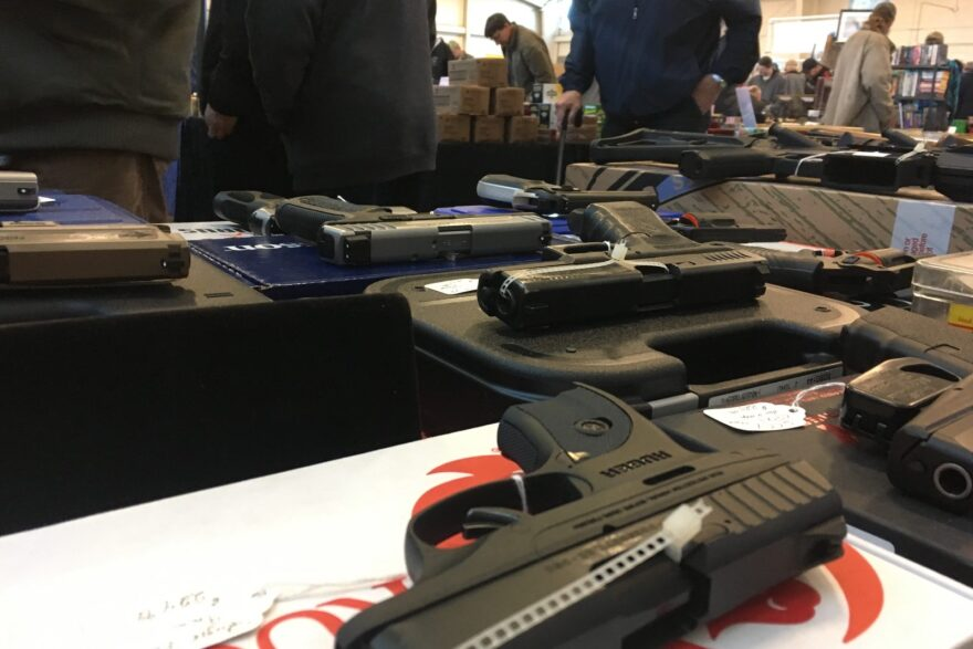 New research has found that temporarily confiscating guns from people found to be at risk of violence may help prevent mass shootings.